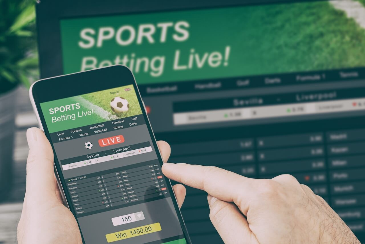 What will affect the cash-out value of an ongoing sports bet?