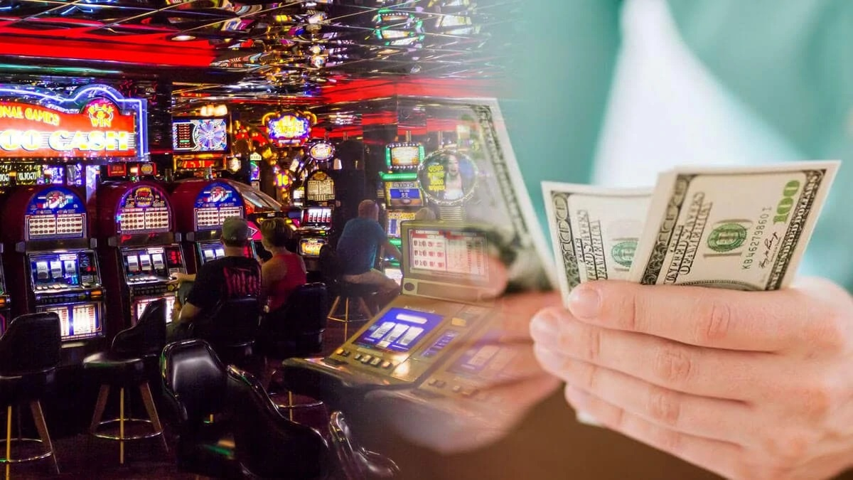 Carrying out a Bankroll Test in Slot Machine Game Games