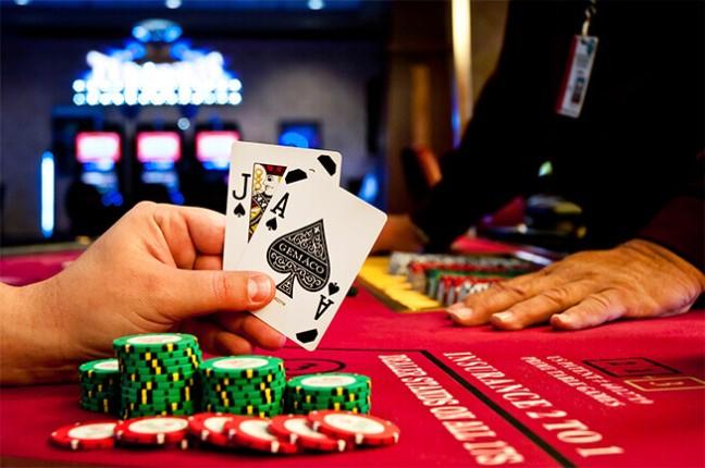 Blackjack Casino Games around the Wii