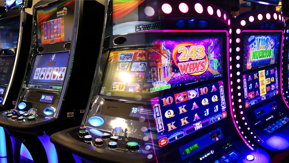 Types of Slot Games that People Can Choose and Play
