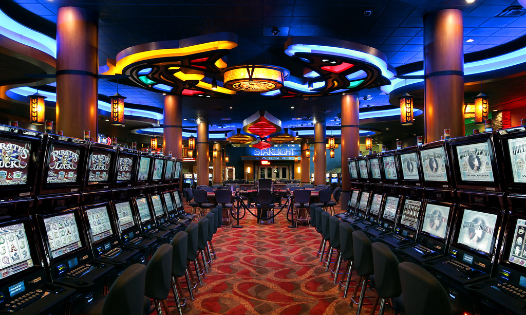 Why Bet On Online Casino Games?